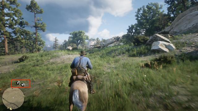 red dead redemption 2 exclamation point