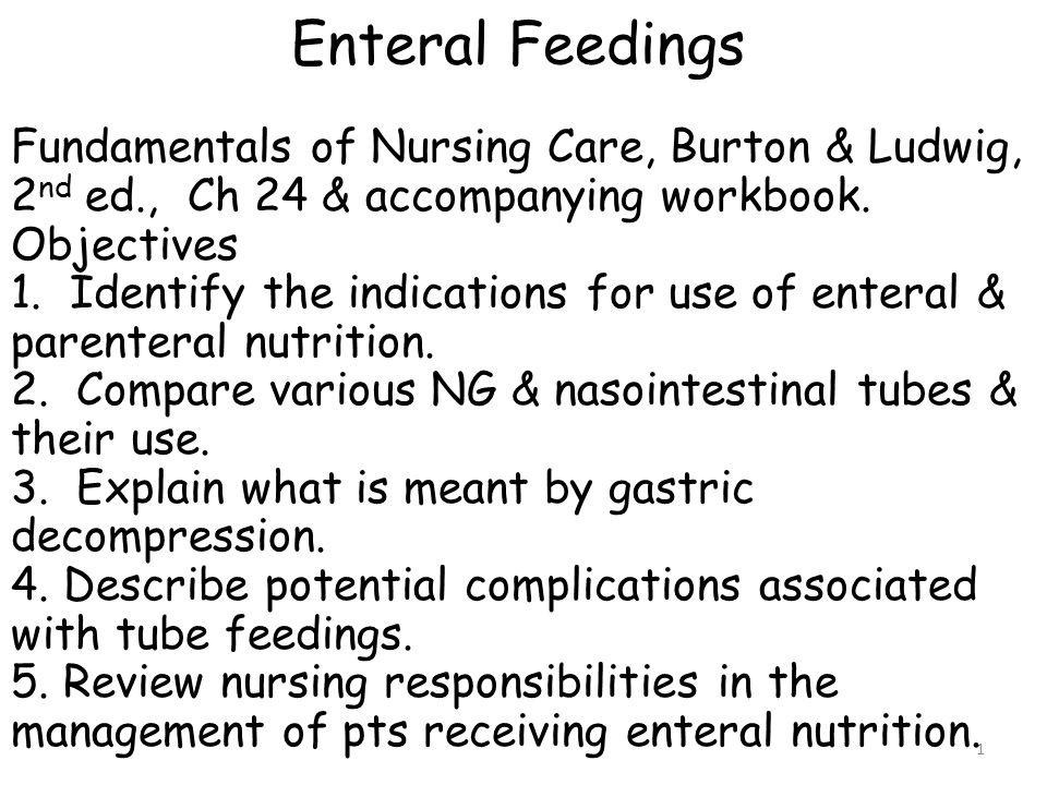 a nurse is caring for a client who is receiving continuous enteral feedings via an ng tube-1