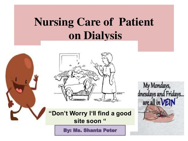 a nurse is caring for a client who is receiving peritoneal dialysis-1
