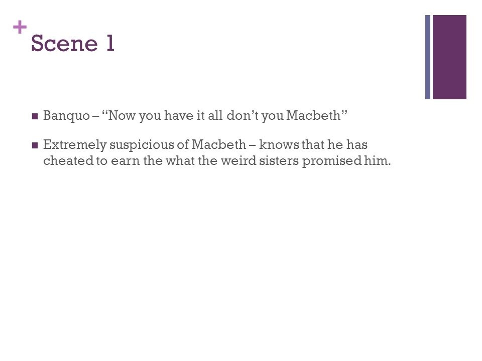 at the beginning of act 3 scene 1 in macbeth what is banquo wondering-0