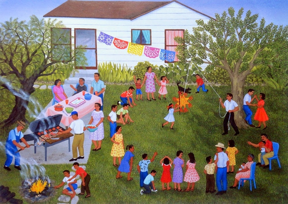 carmen lomas garza is a painter who grew up in-4