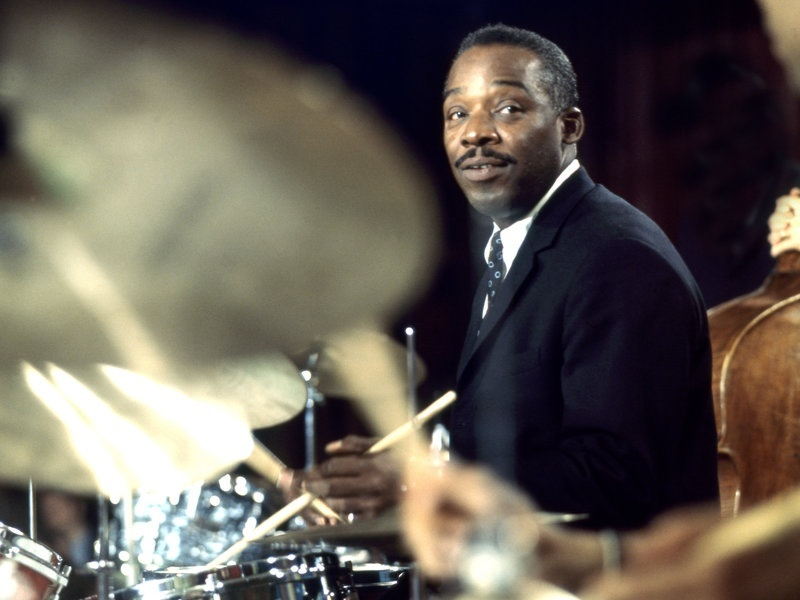 drummer who is credited with shifting time-keeping to the ride cymbal.-0