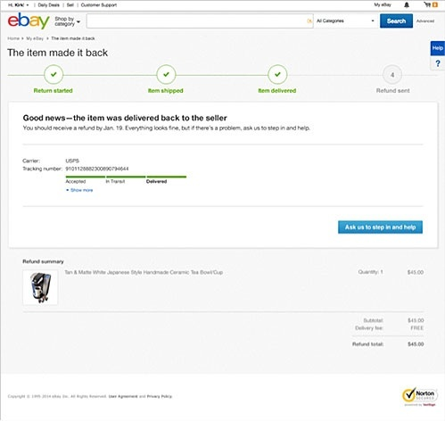 ebay item damaged in shipping who is responsible-0