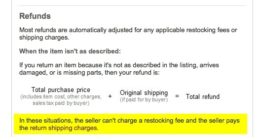 ebay item damaged in shipping who is responsible-1