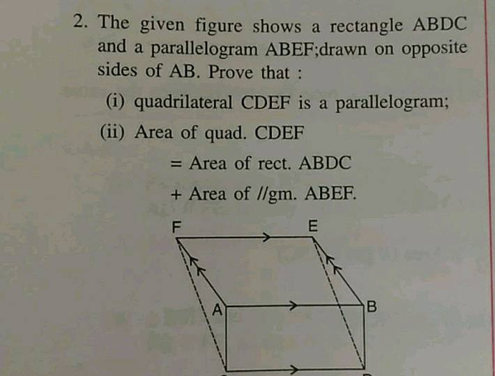 figure cdef is a parallelogram. what is the value of r? 2 3 4 5-0