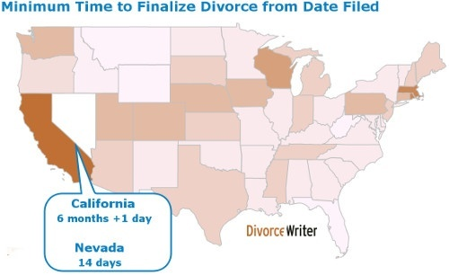 Getting a Texas Divorce - How Long Does it Take ...