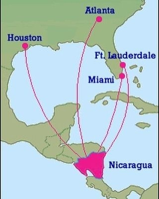 how long does it take to get to miami-1