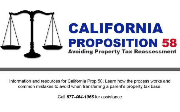 how to avoid property tax reassessment california-1