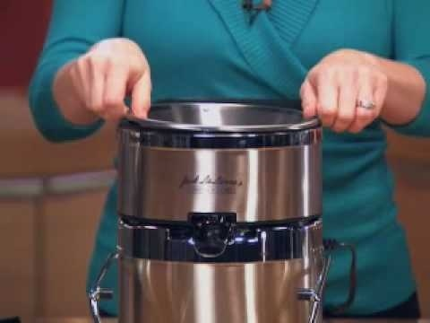 how to clean jack lalanne power juicer-0