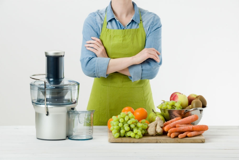 how to clean jack lalanne power juicer-4