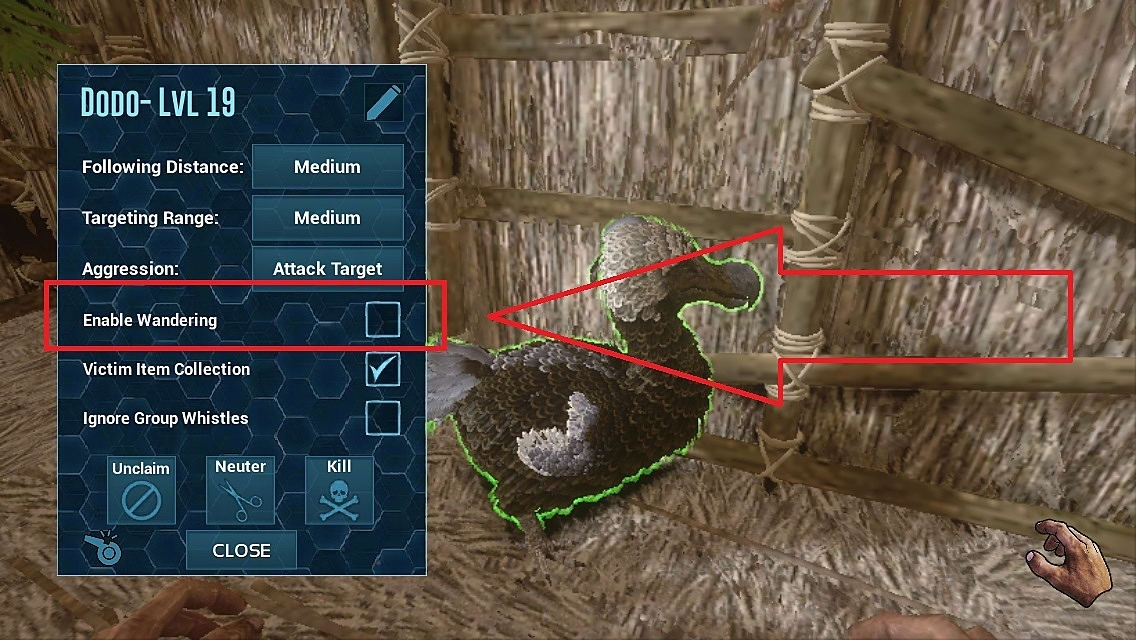how to fertilize an egg in ark-1