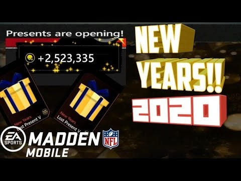 how to get presents in madden mobile-2