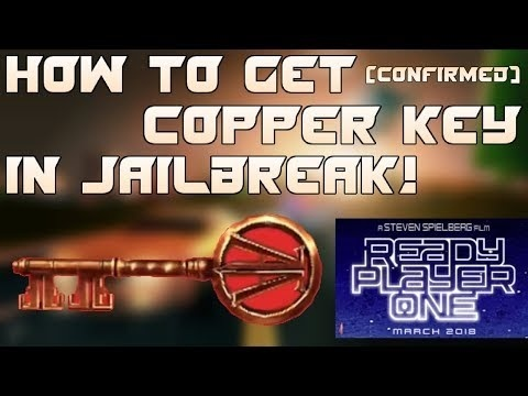 how to get the copper key in jailbreak-2