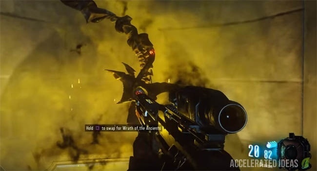 how to get the wolf bow in bo3-1