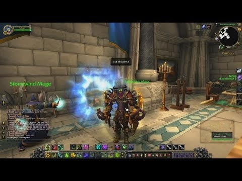 how to get to draenor from stormwind-1