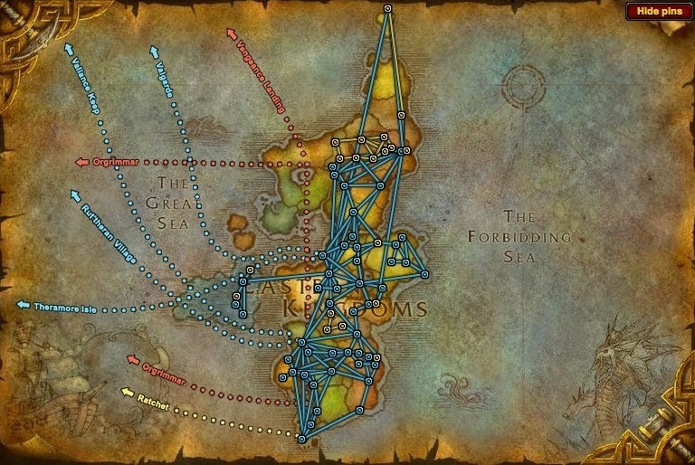how to get to draenor from stormwind-3
