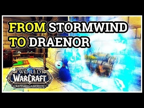 how to get to draenor from stormwind-4