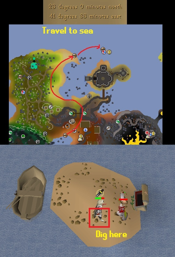 how to get to fossil island osrs-1