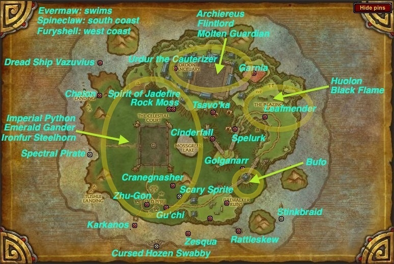 how to get to the timeless isle-0
