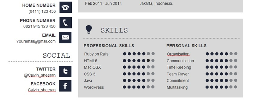 how to list programming languages on resume-4