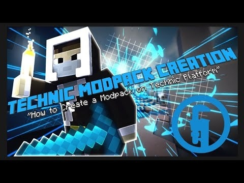 how to make a modpack on technic-1