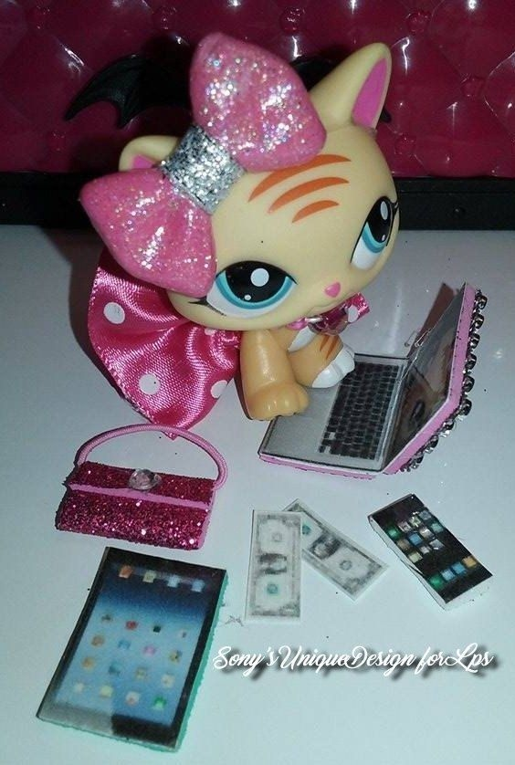 how to make littlest pet shop clothing-4