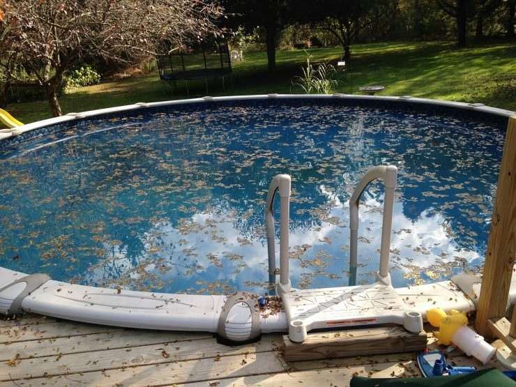 how to open an above ground pool-1