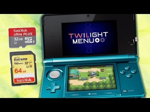 how to play ds games on 3ds cfw-3