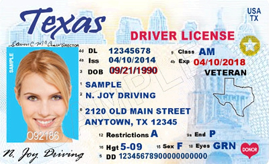 how to remove restriction b on driver license texas-1