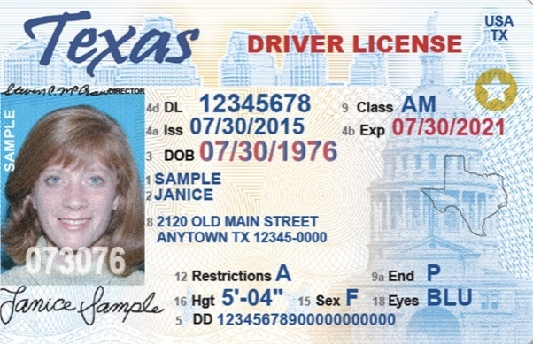 how to get a drivers permit in texas