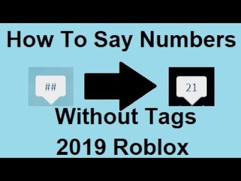 how to say numbers in roblox 2019-1
