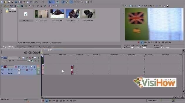 how to speed up video in sony vegas-0