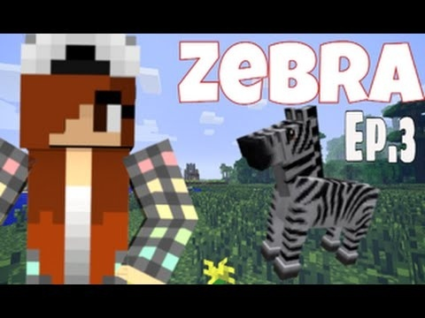 how to tame a zebra in mo creatures-1