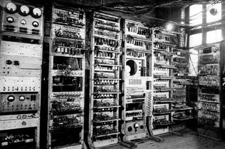 how was the computer built by the united states able to help the war effort?-0