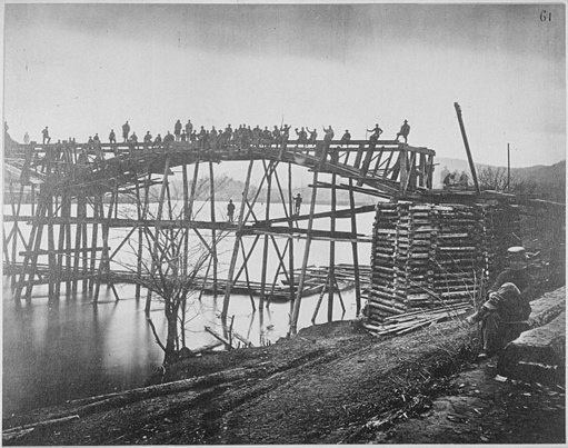 in an occurrence at owl creek bridge the gray clad soldier who tells farquhar about the bridge is-0