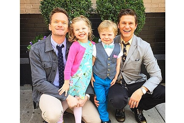neil patrick harris twins who is the biological father-0