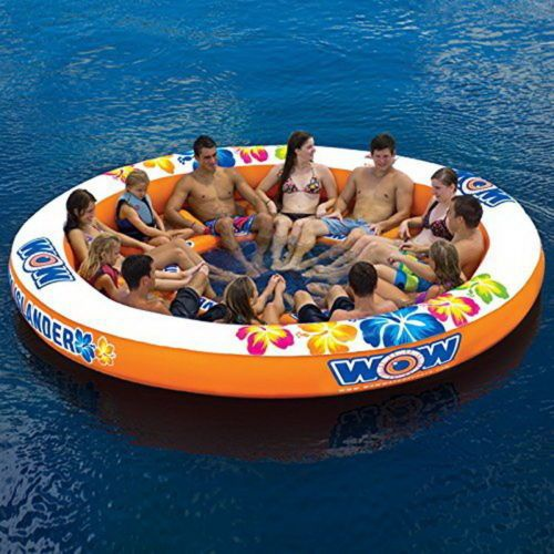 party lake raft for sale-3