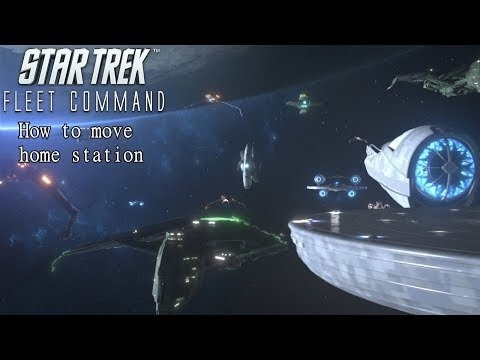 star trek fleet command how to move station-0