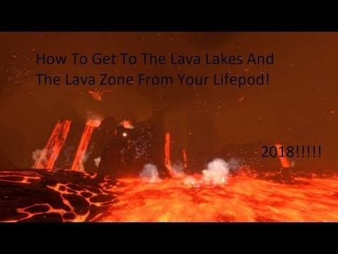 subnautica how to get to lava zone-0