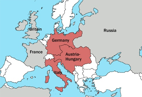 what aspect of the schlieffen plan is illustrated by this map?-0