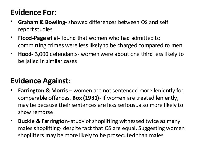 what evidence shows that the number of women who commit crimes is related to social structure?-0