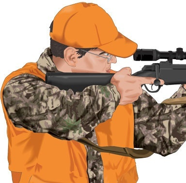 what is an important benefit for hunters who properly clean and maintain their firearms?-3