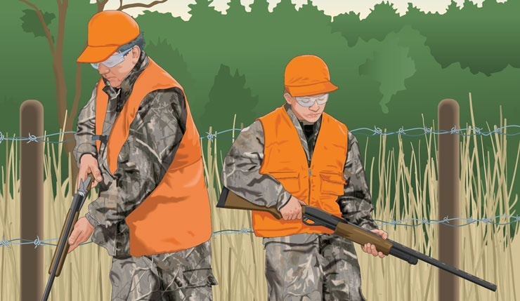 what is an important benefit for hunters who properly clean and maintain their firearms?-4