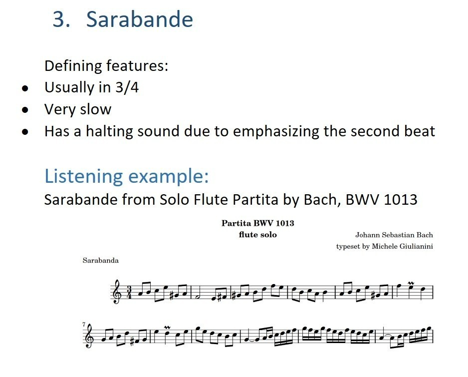 what is sometimes found at the beginning of a baroque suite?-0