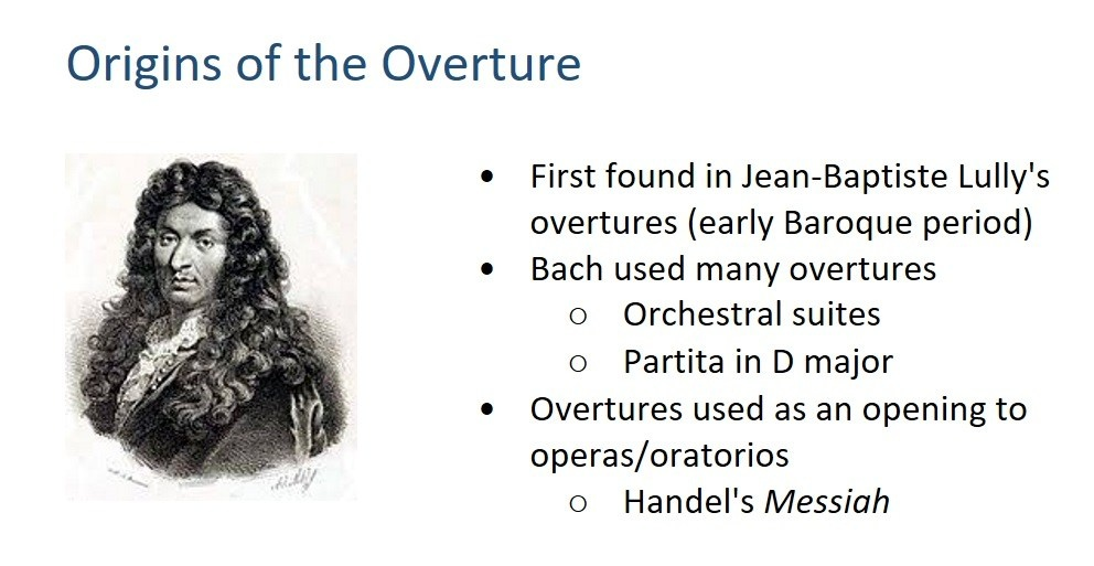 what is sometimes found at the beginning of a baroque suite?-3