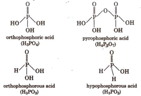 what is the chemical formula of the oxyacid hypophosphorous acid?-0