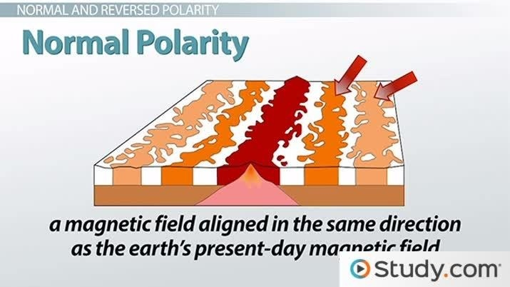 what is the importance of magnetic reversals to the theory of plate tectonics?-0