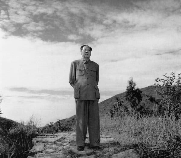 what is the main reason mao zedong was able to make china communist-0