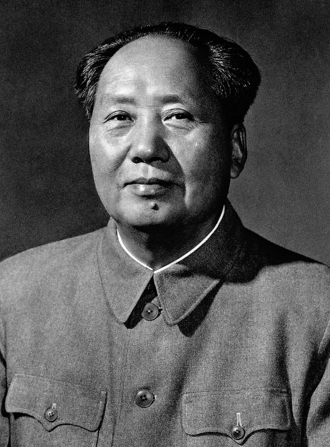 what is the main reason mao zedong was able to make china communist-1