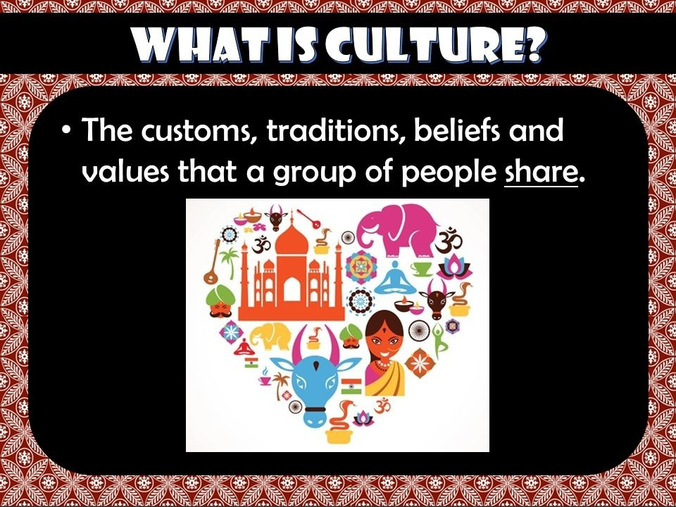what is the term for a group of people who share a common language, culture, or history?-2